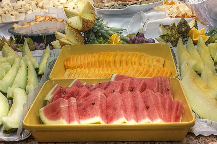 Fruits- Restaurant Spring Hotel Bitácora