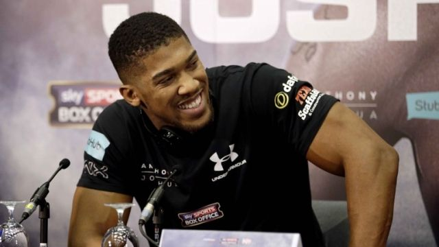 Anthony Joshua vows he will not be the next bankrupt heavyweight hero - Boxing News news October 24, 2017 Press Association Read more articles by Pres...