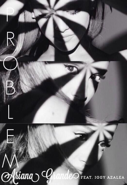 #arianagrande #problem << this is my song I literally love this song :)