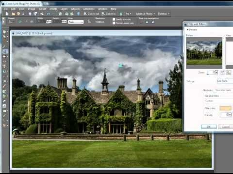 Brighten & Shaddows  Photo Editing with Corel Paint Shop Pro X2 - Part 2