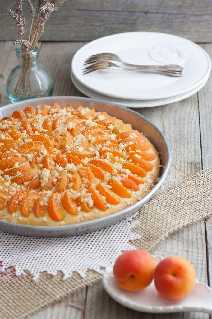 Voici une recette qui me tient particulièrement à cœur... Une tarte aux abricots sur une pâte levée. Ma grand-mère polonaise nous la faisait à chaque fois que l'on lui rendait visite. Dégustée enco...