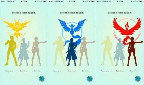 Pokemon GO Teamy | Jak wybrać i zmienić team w grze Pokemon!