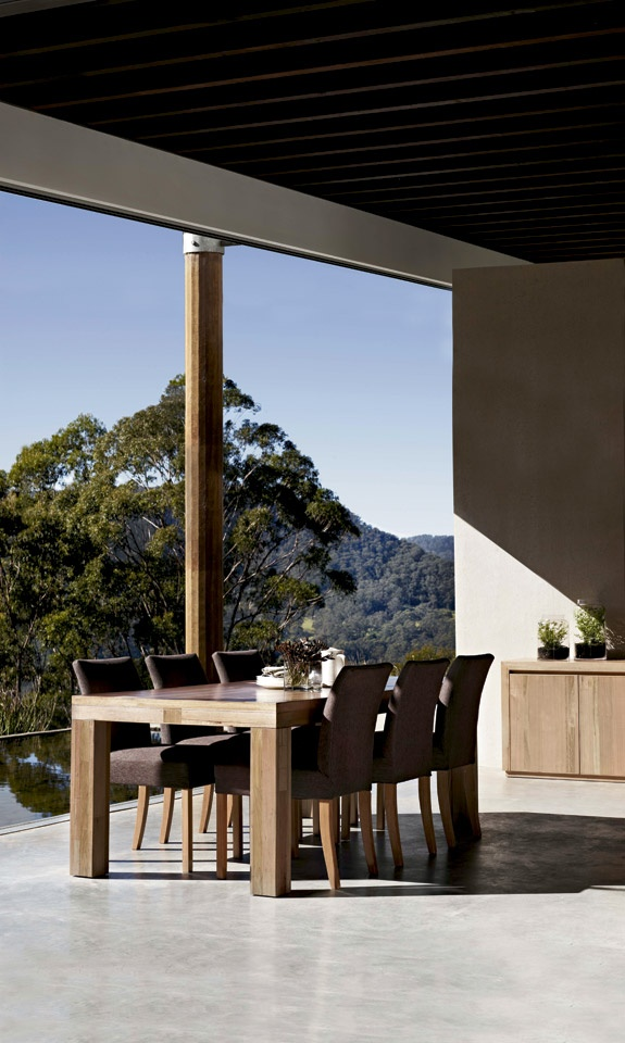 Beautiful Australian Made Dining - Domayne