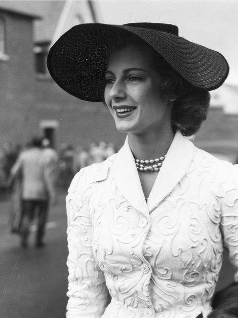 Royal Ascot, 1953 Getty Images