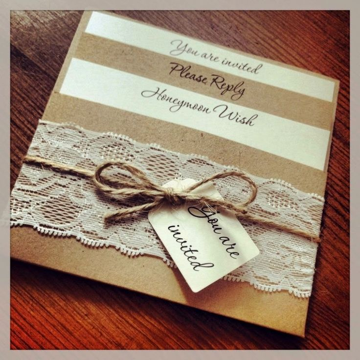 The 25+ best Cheap wedding invitations packs ideas on Pinterest ...