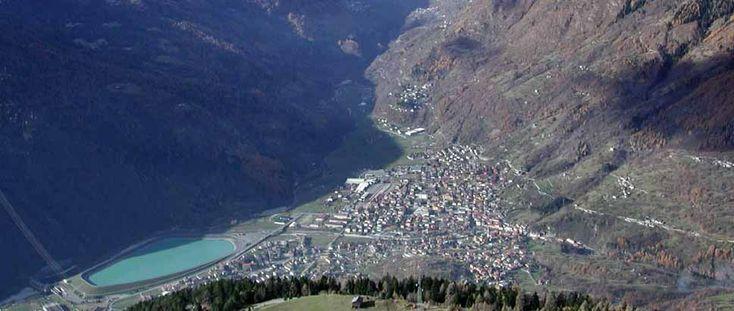 Panorama di Edolo
