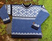 SALE* Dale of Norway, Norwegian wool sweater-S
