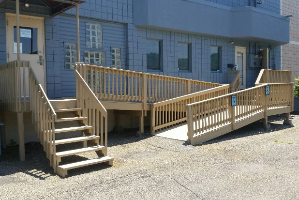 Learn more about access ramp installation including considerations, tips, and more. Find local pros to help you with this project.