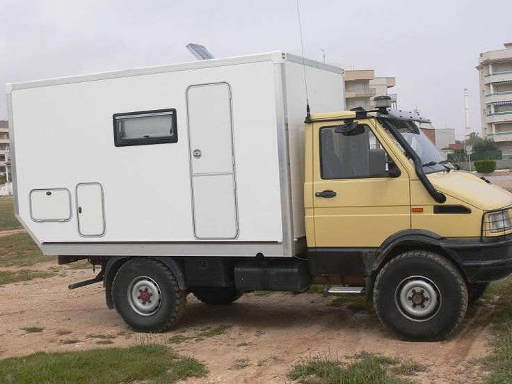 10 best images about iveco daily 4x4 on pinterest toys messages and campers. Black Bedroom Furniture Sets. Home Design Ideas