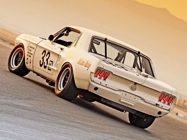 I owned a Black 1968 Ford Mustang that I Built and Raced in the San Francisco Region's SCCA Road Races at Laguna Seca and Sears Point Raceways. It had a Boss 302 in it and was Raced in the Big Bore Races in the A/Sedan class.