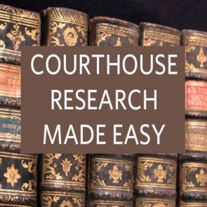 Courthouse Research Made Easy February 2018