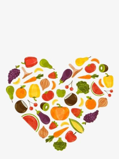 Heart Healthy Food Heart Clipart Food Clipart Vegetables Png Transparent Clipart Image And Psd File For Free Download Heart Healthy Recipes Food Clipart Heart Healthy