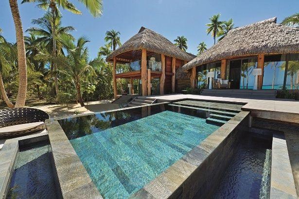 ザ・ブランド(タヒチ)  美しい自然環境を守る。夢の島に誕生したサステナブルホテル