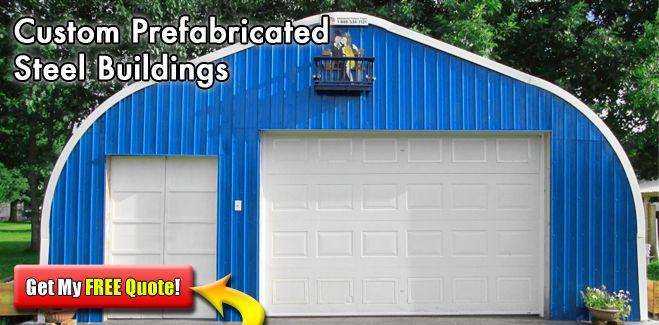 The 25 best metal garage kits ideas on pinterest garage for 25 x 40 garage kit