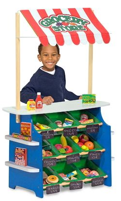 Melissa & Doug Grocery Store/Lemonade Stand $129.99 - from Well.ca