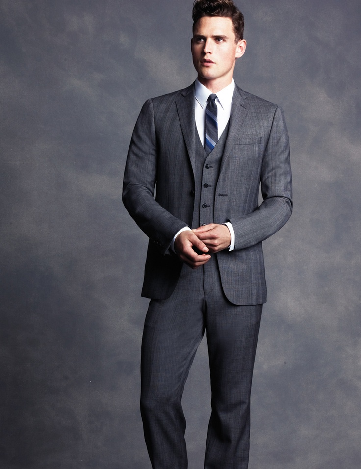 1000  images about STYLE l suit on Pinterest | Suits, Black suits