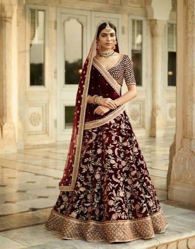 Gulkand by Sabyasachi Mukherjee | Bridal Couture 2017 #indianfashion