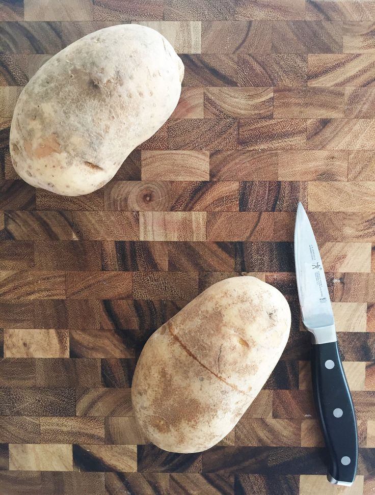 This Hack Will Forever Change the Way You Peel Potatoes