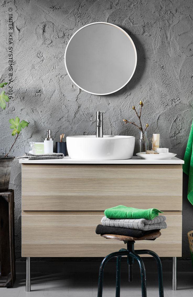 331 best ikea badkamers images on pinterest, Badkamer