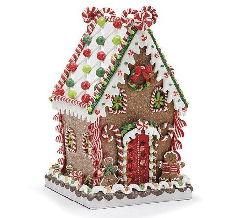 Possible Gingerbread House Idea Cute Ideas Clay