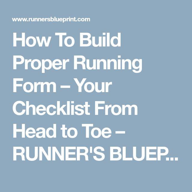 Mer enn 25 bra ideer om Proper running form på Pinterest - proper running form