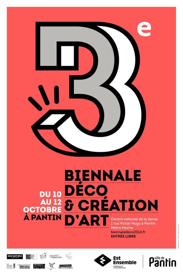 BIENNALE-AFFICHE-EE-40x60-WEB qqch de la nouvelle figuration, Keith haring