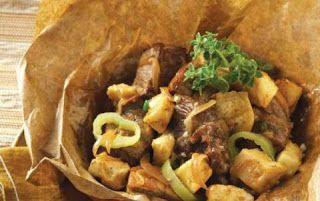 Taste The Cook: Recipe Of The Day: Γκιούλμπασι