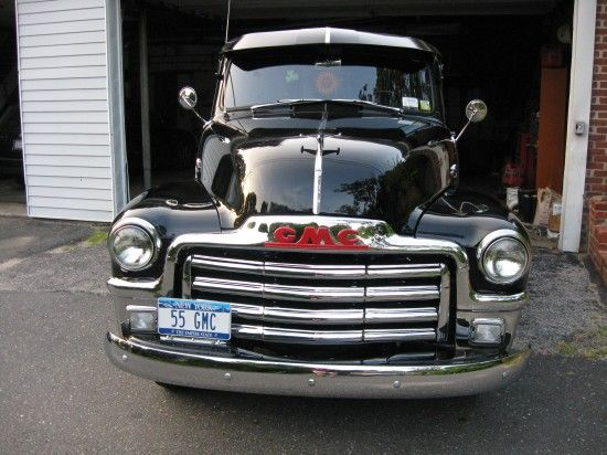 Old gmc trucks | Looking for a 1955 GMC Pickup Truck For Sale? we have one here! (This the Series 1 version of GMC My Favorite, I'd Love to see it as a Diesel !!!)