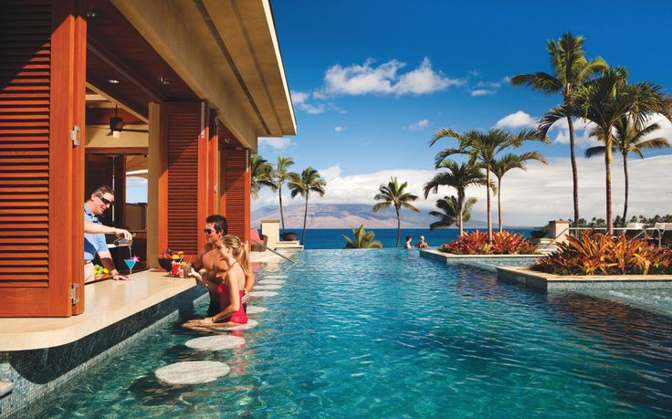 """Hawaii: Four Seasons Resort Maui at Wailea: The Four Seasons Resort Maui at Wailea received nothing but praise from T+L readers, who gushed over everything from the """"gorgeous ocean view"""" to the """"great tennis teacher and facilities."""""""