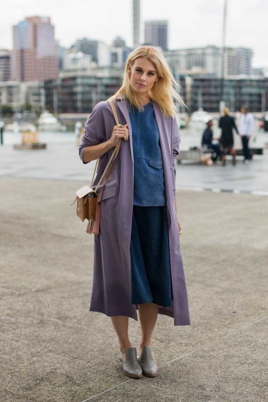 The 21 Best Street Style Looks From New Zealand Fashion Week 2014