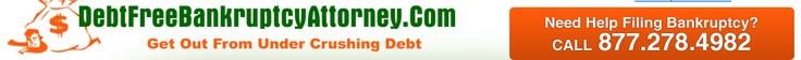 http://www.debtfreebankruptcyattorney.com/bankruptcy-questions/who-should-consider-filing-for-bankruptcy/          Who Should Consider Filing For Bankruptcy?          Filing for bankruptcy under Chapter 7 is the best way to wipe out all unsecured debts like credit cards, income tax & property debts, utility bills, gas credit cards etc.