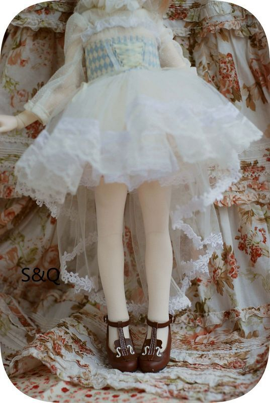 [S & Q] BJD shoes 1/3 1/4 SD DD MDD MSD HOLIDAY vintage violin stock - Taobao