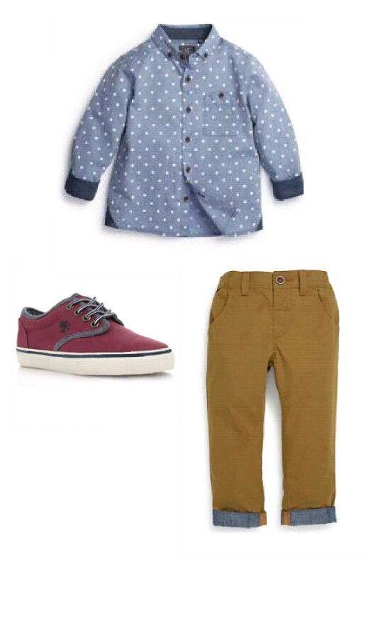 Young Boys Fashion