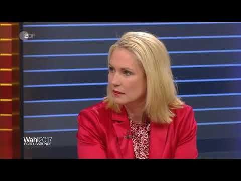 Wahl 2017  Schlussrunde der Spitzenkandidaten in ARD und ZDF