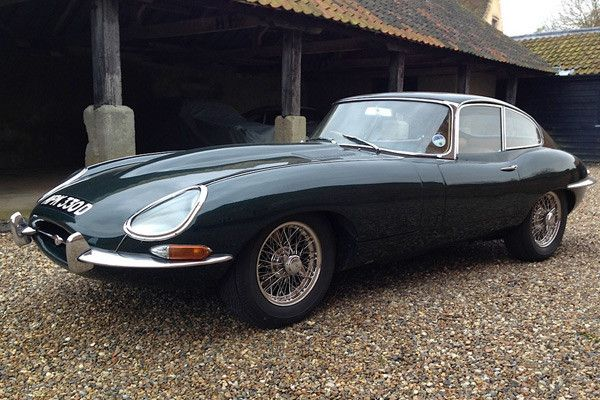 1966 Jaguar E-Type Series 1 4.2 Litre FHC