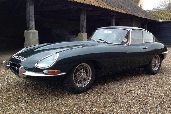 1966 Jaguar E-Type Series 1 4.2 Litre FHC