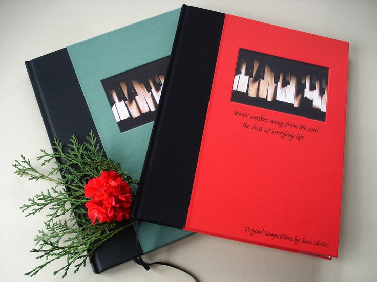 LOVE the musician nearest you. Give them a CUSTOM COMPOSER'S JOURNAL. Journal lined with blank sheet music. You design the cover. We gladly provide cover mock ups free of charge. http://www.transientbooks.com/products/musician-notebook