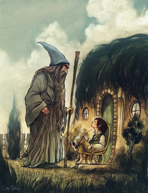 good thesis for the hobbit Good vs evil in the hobbit essays it is apparent that in jrr tolkien's the hobbit, there is the underlying theme of the continual struggle between good and evil.