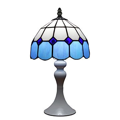 Mediterranean Styles Tiffany Mini Light With Staind Glass For Children's Room D08023T – EUR € 25.78
