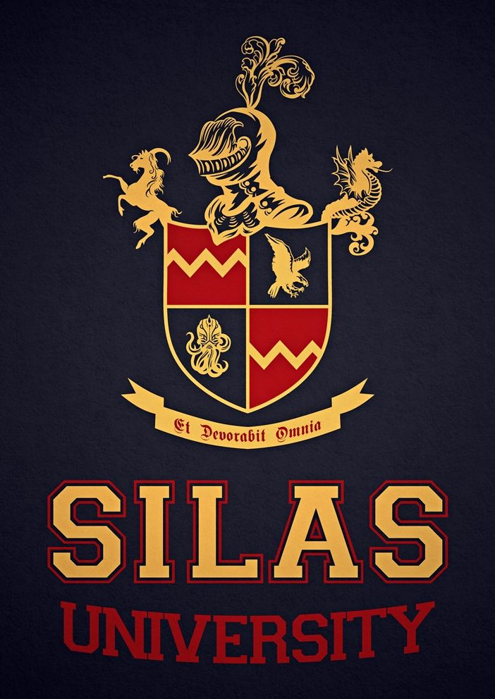 Silas University | Carmilla Poster Sets