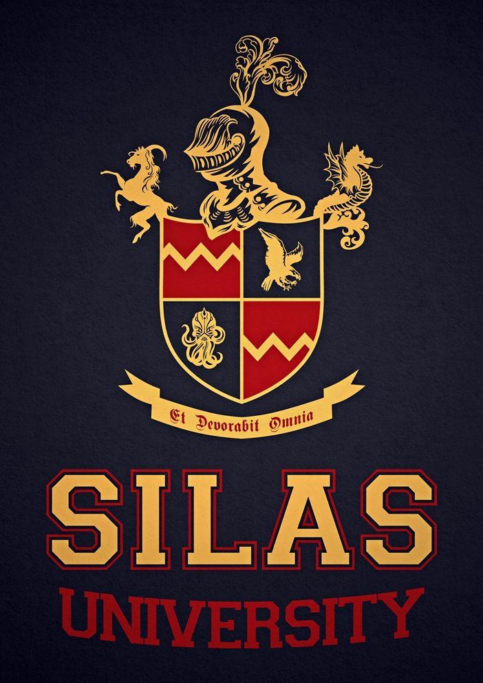 Silas University   Carmilla Poster Sets