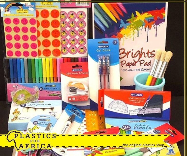 Be prepared for all your exams. Visit your nearest #PlasticsforAfrica branch and stock up on all your #stationery.