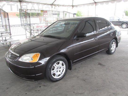 440 Koleksi 2001 Honda Accord Civic Lx HD