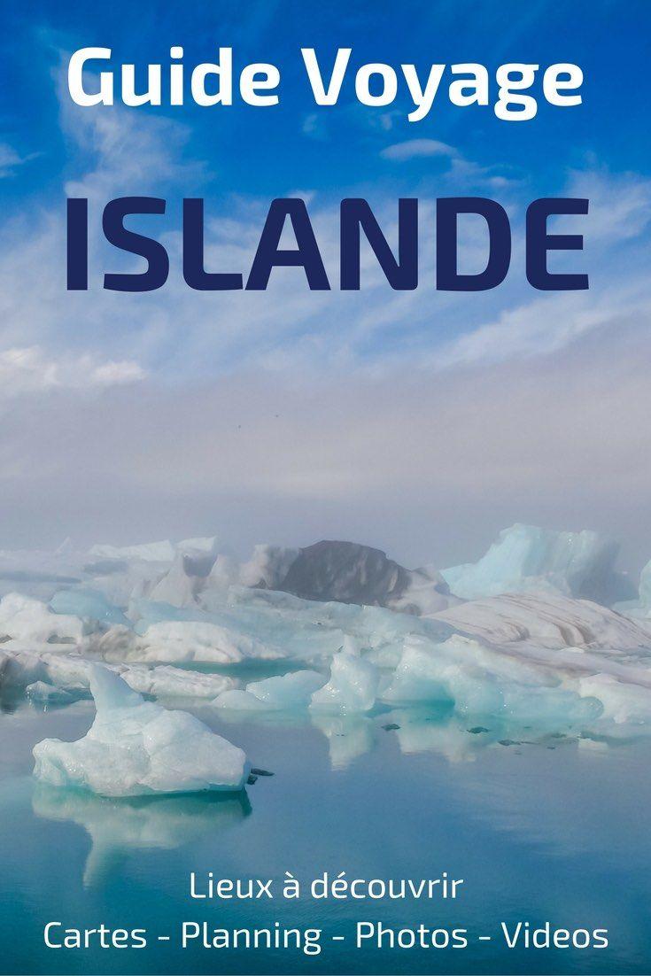 Guide détaillé pour planifier son voyage en Islande | Islande voyage | Islande paysage | Islande itinéraire