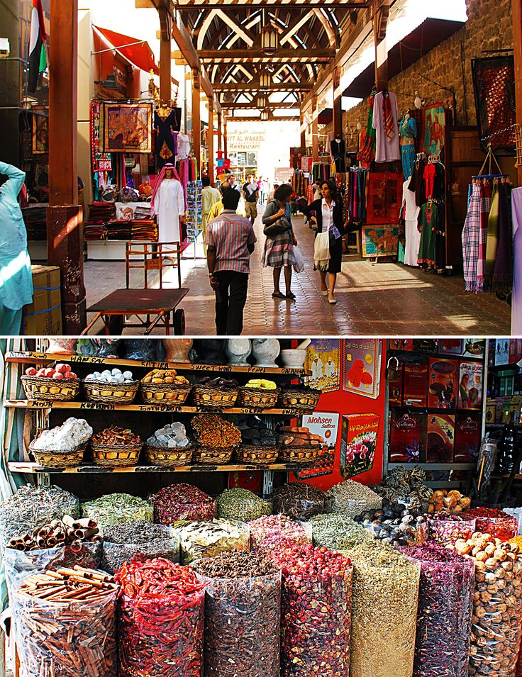 Old Dubai Market! Top 10 Things To Do In Dubai! Dubai unabashedly aims to be the biggest, best, and most modern city on earth, and it may be getting close to claiming that title! Read more on Avenly Lane Travel