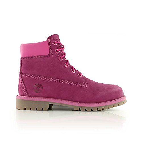 Greeley_Greeley Low, Sneakers Basses Femme - Violet - Violett (Magenta/Lite Tan), 39.5Timberland