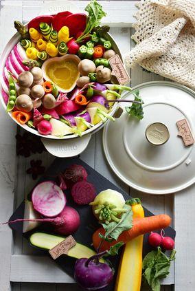 バーニャカウダ 週末うちのみ女子に野菜たっぷり。|レシピブログ