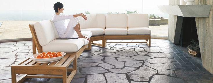 Summit Modular Sofa Indoor Outdoor Living Pinterest