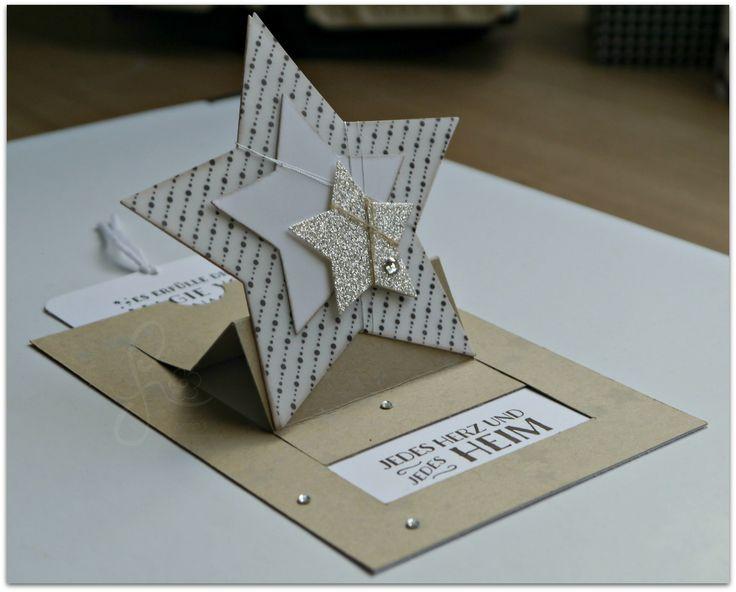 Ziehkarte-mit-Weihnachtsstern-stampinup-aufstellkarte-magische-weihnachten