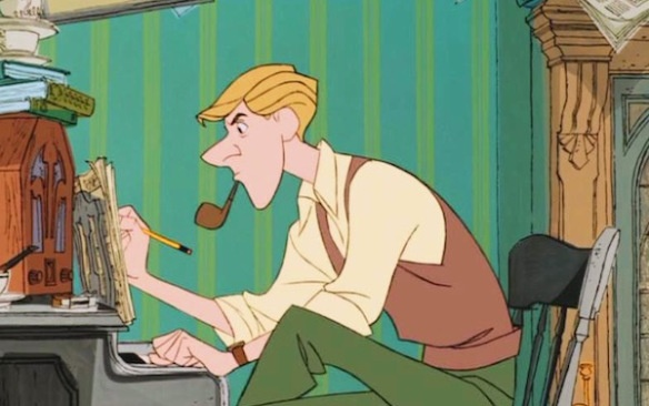 Roger Radcliffe- the best animated character of all-time